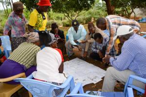 The Water Project: Kivandini Community A -  Training