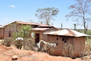 The Water Project: Katung'uli Community C -  Mutula Household