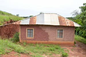 The Water Project: Mbakoni Community A -  Makau Household