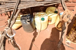The Water Project: Ilandi Community A -  Water Containers