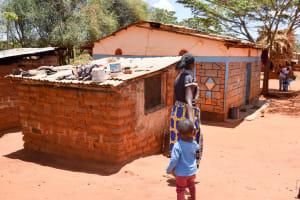 The Water Project: Uthunga Community A -  Kioko Homestead
