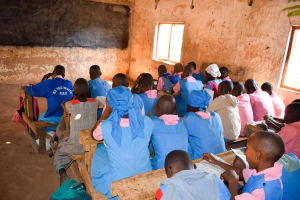 The Water Project: Katuluni Primary School -  Students