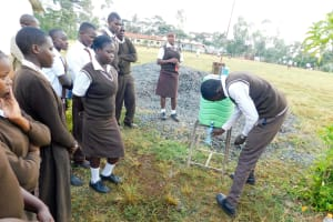 The Water Project: Womulalu Secondary School -  Solar Disinfection