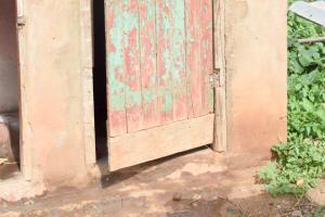 The Water Project: Maluvyu Community C -  Latrine