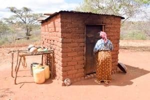 The Water Project: Ilandi Community A -  Kitchen
