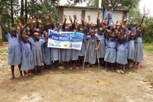 The Water Project: Imuliru Primary School -  New Latrines