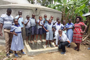 The Water Project: Imuliru Primary School -  Thumbs Up