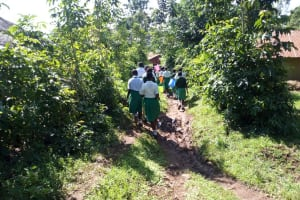 The Water Project: ACK Milimani Girls' Secondary School -  Returning To School With Water