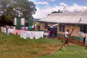 The Water Project: ACK Milimani Girls' Secondary School -  Section Of Girls Dormitories