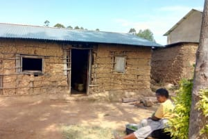 The Water Project: St. John Cheptech Secondary School -  Schools Kitchen