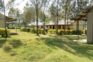 The Water Project: St. John Cheptech Secondary School -  School Compound