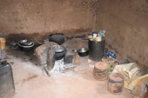 The Water Project: Kala Community -  Cooking Area