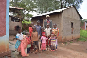 The Water Project: Kala Community -  Family