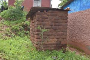 The Water Project: Kala Community -  Bathroom