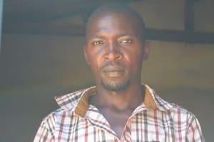 The Water Project: Ngitini Community -  Benson Wambua