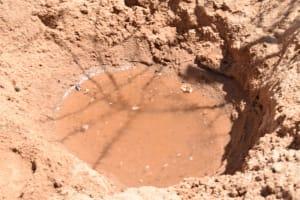 The Water Project: Ngitini Community C -  Scoop Hole