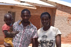The Water Project: Ngitini Community C -  The Wambua Family