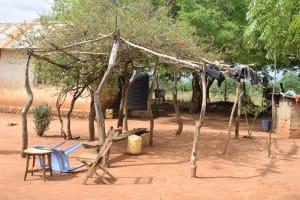The Water Project: Ikuusya Community -  Compound