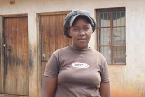 The Water Project: Ikuusya Community -  Margret Kiange Yo