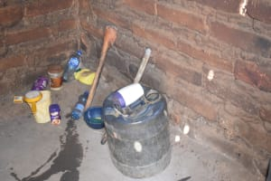 The Water Project: Ilinge Community D -  Kitchen Items