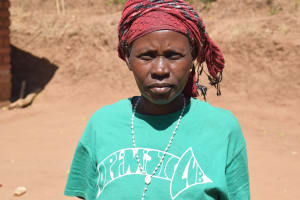 The Water Project: Ilinge Community D -  Veronica Kitusa