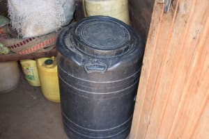 The Water Project: Ilinge Community D -  Water Storage Containers