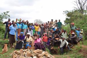 The Water Project: Kaliani Community -  Kikaka Vision Shg