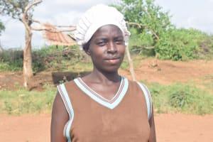 The Water Project: Maluvyu Community D -  Annah Samuel