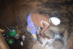 The Water Project: Maluvyu Community D -  Coooking Area