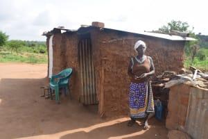 The Water Project: Maluvyu Community D -  Kitchen