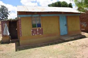 The Water Project: Mitini Community B -  Homestead