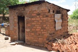 The Water Project: Mitini Community B -  Kitchen