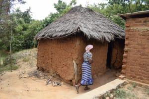 The Water Project: Kithumba Community B -  Kitchen