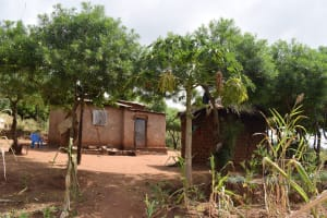 The Water Project: Masaani Community A -  Compound
