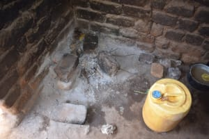The Water Project: Masaani Community A -  Cooking Area