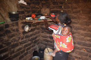 The Water Project: Masaani Community A -  Dishes