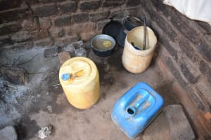 The Water Project: Masaani Community A -  Kitchen Items