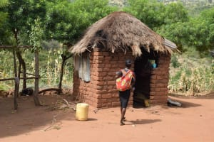 The Water Project: Masaani Community A -  Kitchen