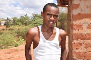 The Water Project: Kithuluni Community C -  Daniel Mweu Yrs