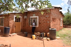 The Water Project: Kithuluni Community C -  Household