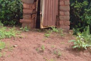 The Water Project: Kala Community A -  Latrine