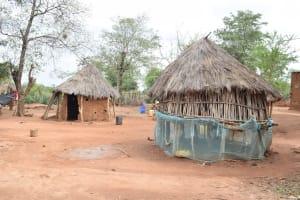 The Water Project: Ikuusya Community A -  Compound