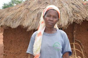 The Water Project: Ikuusya Community A -  Kasyoka Muthengi