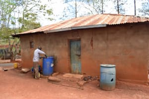 The Water Project: Kaliani Community A -  Compound
