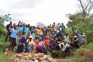 The Water Project: Kaliani Community A -  Kikaka Vision Shg