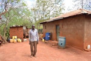 The Water Project: Kaliani Community A -  Mwakavi Kimeu Yrs