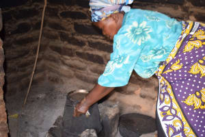 The Water Project: Mitini Community C -  Cooking