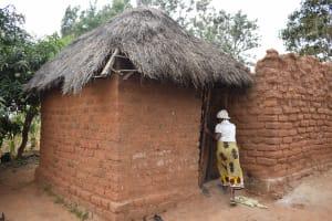 The Water Project: Kithumba Community C -  Kitchen