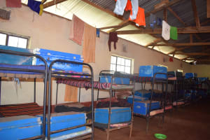 The Water Project: Ndoo Secondary School -  Dorms