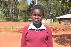 The Water Project: Ndoo Secondary School -  Emma Gakenia